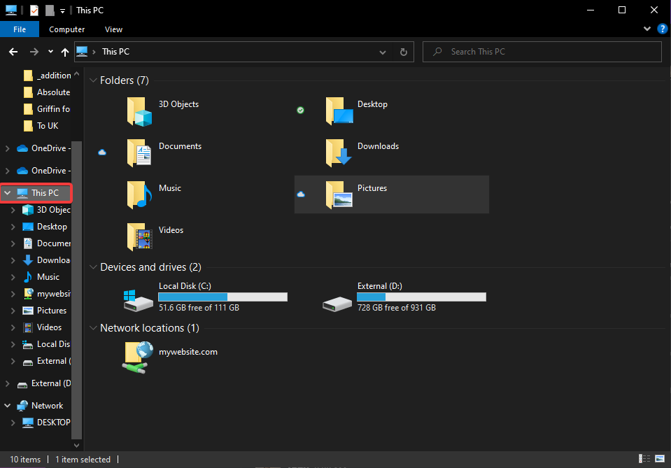 How to connect to FTP with Windows Explorer 2